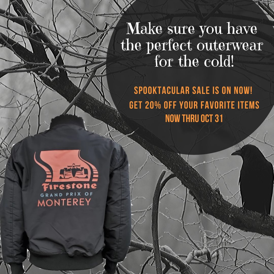 Make sure you have the jacket you need for the cool Autumn weather. Only 2 more days to save! ow.ly/flrt50wWHwE
