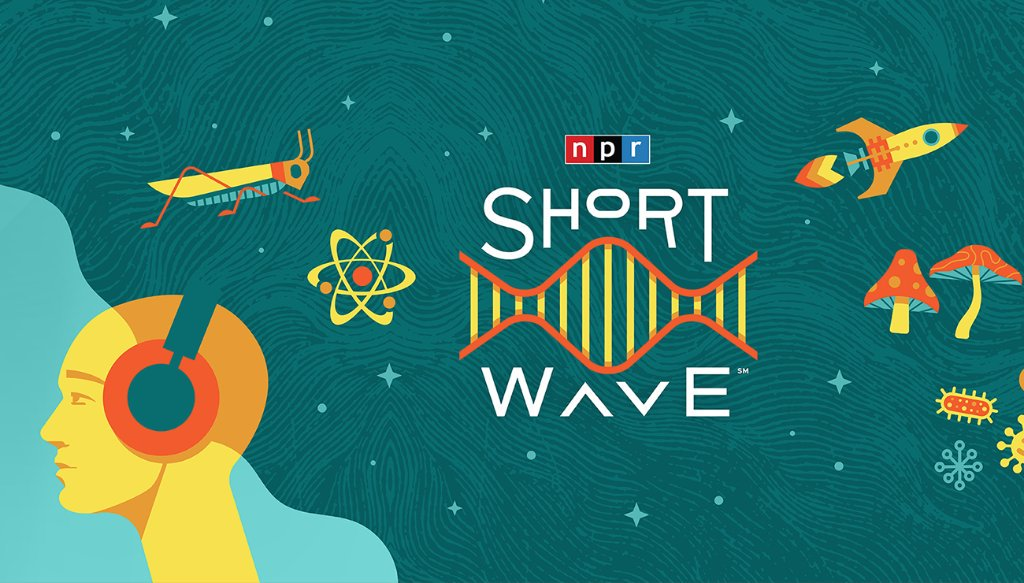 Take 10 minutes to learn something new with @NPR's daily science podcast, Short Wave. ⚛️ apple.co/ShortWave