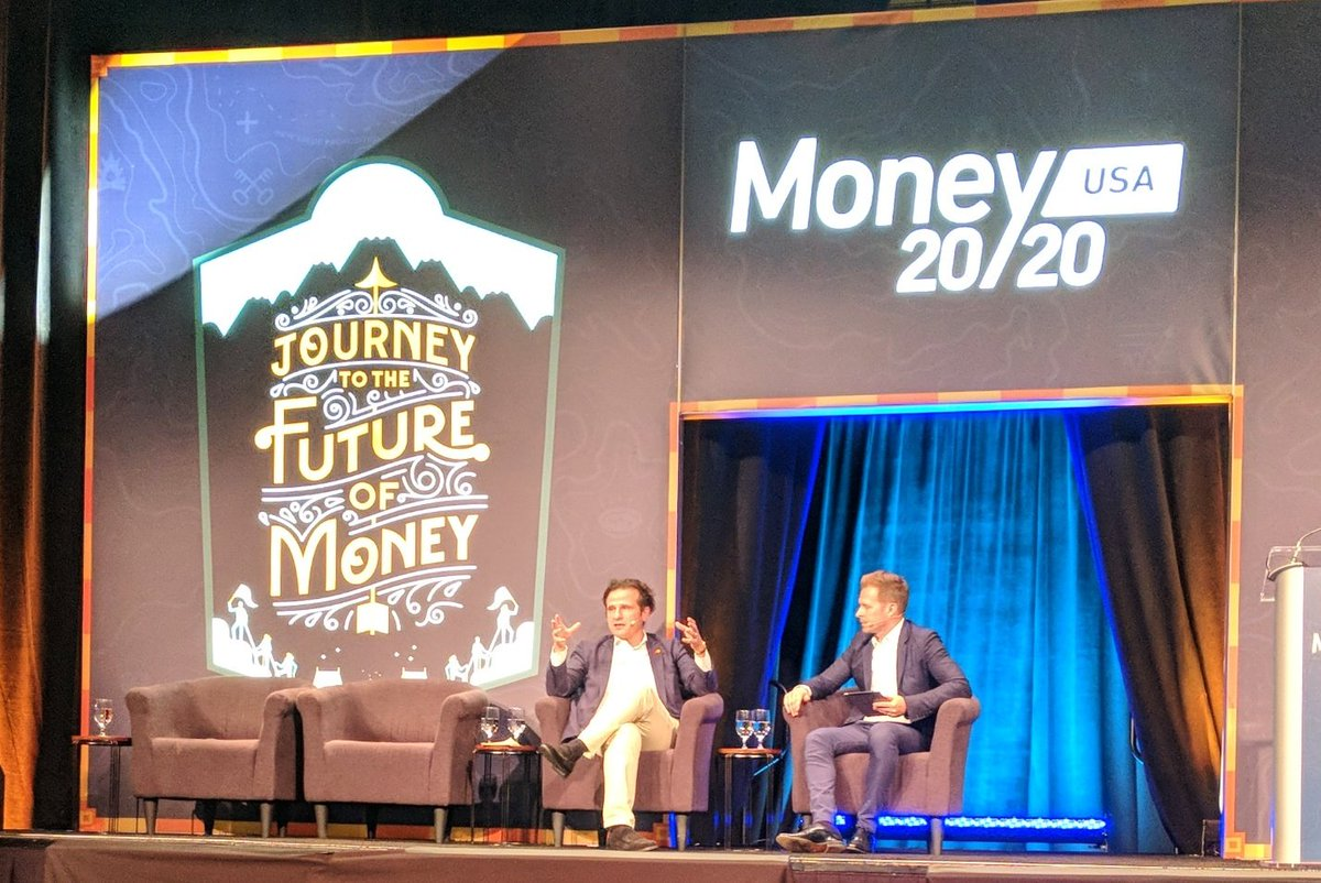 Consumers want to do business with companies that use data efficiently and in the right ways - minding privacy - @Mastercards Dimitrios Dosis, President, Advisors Consulting & Information Services. #Money2020USA @MastercardNews
