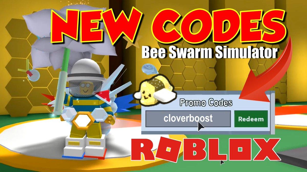 Swarm simulator codes roblox bee Roblox