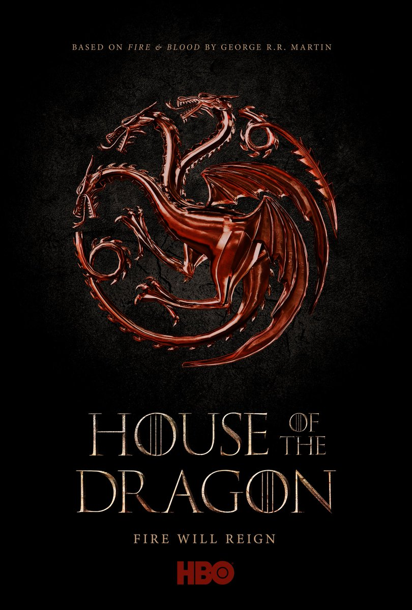 #HouseOfTheDragon, a #GameofThrones prequel is coming to @HBO.   The series is co-created by @GRRMSpeaking and Ryan Condal. Miguel Sapochnik will partner with Condal as showrunner and will direct the pilot and additional episodes. Condal will be writing the series. https://t.co/9ttMzElgXm
