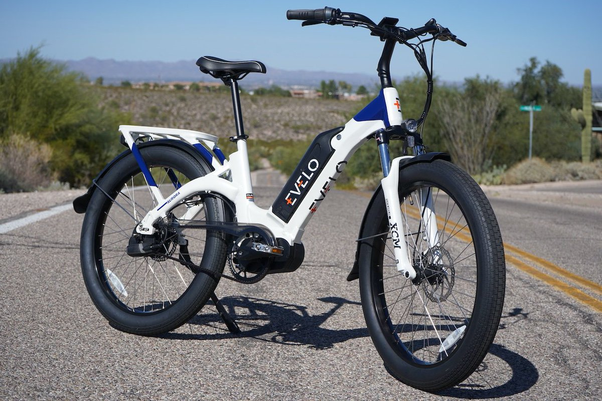 EVELO Aurora Limited Electric Bike Review Part 1 – Pictures & Specs => https://electricbikereport.com/evelo-aurora-limited-electric-bike-review-part-1-pictures-specs/… @evelobikes #ElectricBike #eBike #eBikes #bike #bicycle #ridemore #EVELO #gatescarbondrive #enviolopic.twitter.com/beacij4CHw