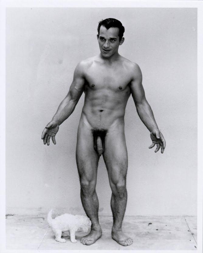 Naked old celebrity