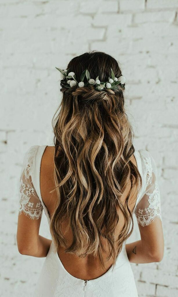 Half Up Half Down Hochzeitsfrisuren # Hochzeiten # Frisuren # Haare # Hochzeitsideen https://ift.tt/3311D62  October 30, 2019 at 09:44AM Allgemein – Bilden https://ift.tt/2Ng58C9 pic.twitter.com/dfw1oKXiNb