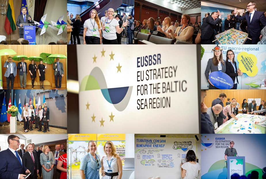 On #EUSBSR10Years we wish you good #communication flow showing results of @EUSBSR implementation. Because doing the good thing is not enough; sharing & talking about is as important! And #Interreg #BalticSeaRegion is your partner in spreading the good word!