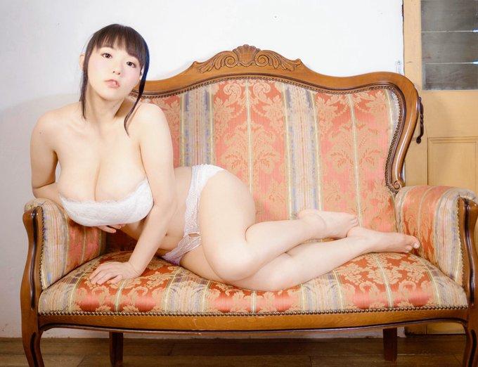 AV女優澁谷果歩のTwitter自撮りエロ画像8