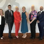 AusBiotech welcomes new Board member at #AusBio19  @CSL maintains a presence as Dr Andrea Douglas completes her tenure and Dr Serge Scrofani is elected to the Board. Ms Michelle Burke was elected in new role as Deputy Chair of the Board of Directors. MR: https://t.co/pbbNRmgaTO