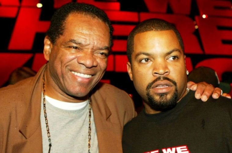 I'm devastated over the passing of John Witherspoon. Life won't be as funny without him.