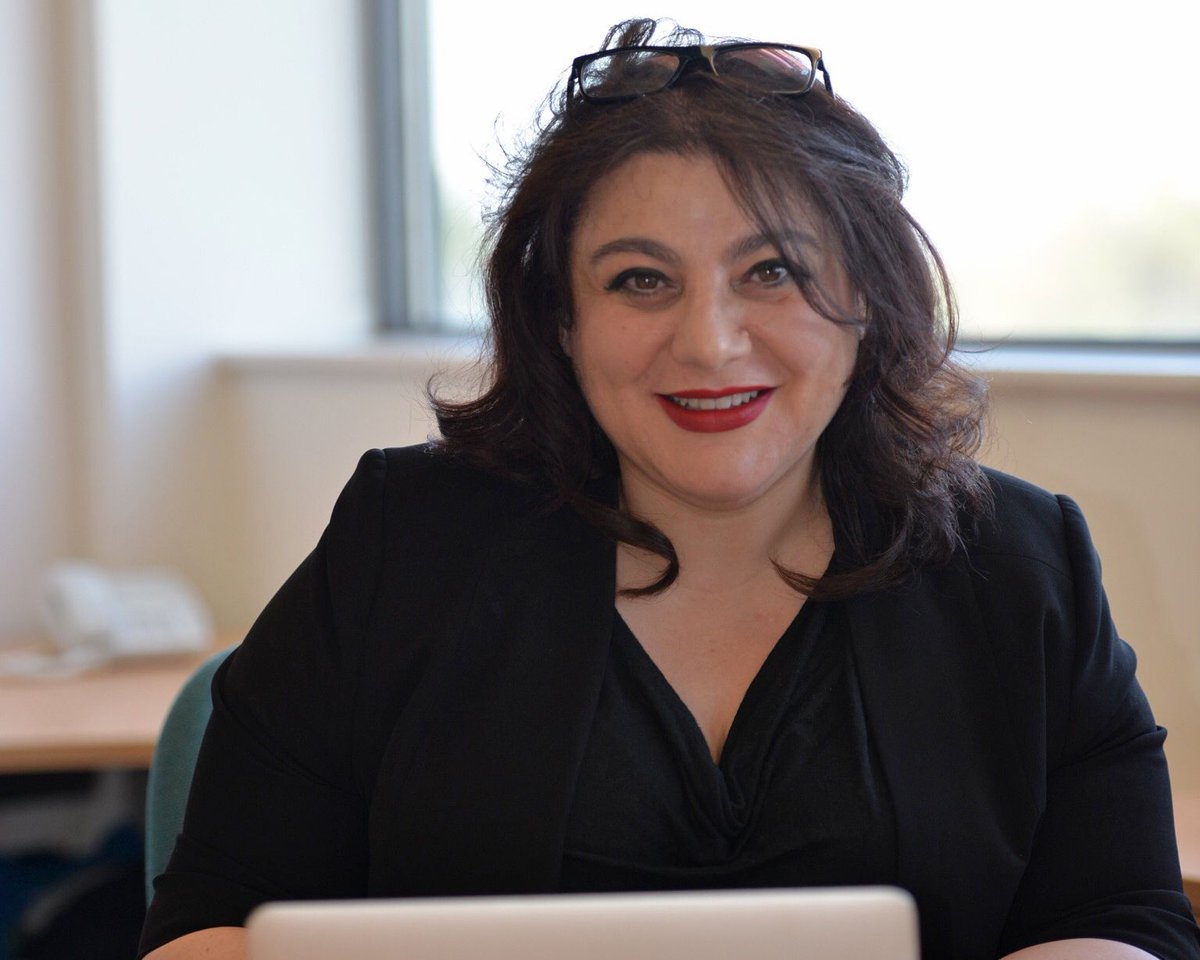Professor Bissan Al-Lazikani (@bissanao), Head of Data Science at the ICR will be presenting her talk, #BigData in therapeutic discovery and individualising therapy later today at the @AACR / @theNCI / @EORTC #Targets19 conference. Full programme: buff.ly/2N9jGQA
