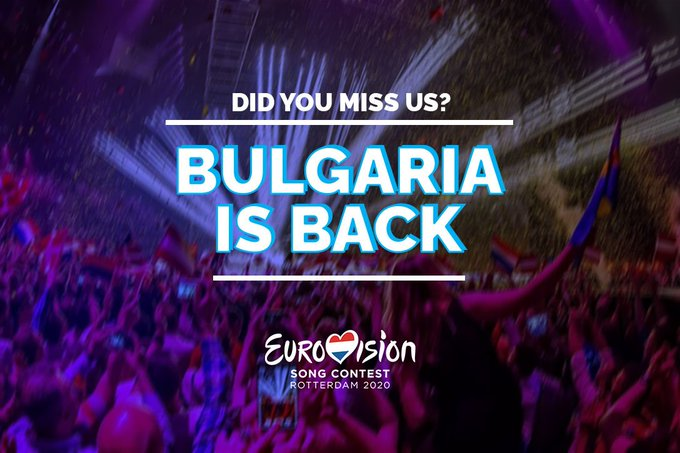 Bulgaria is back
