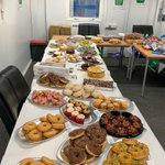 Congratulations to the Arden gate team for raising over £700 in aid of #Mcmillan Cancer Support. The team held a coffee morning last Friday 25th October from 9.30 am to 2 pm, selling a lovely selection of homemade cakes, and serving tea and coffee. https://t.co/CmCSpXMPAr