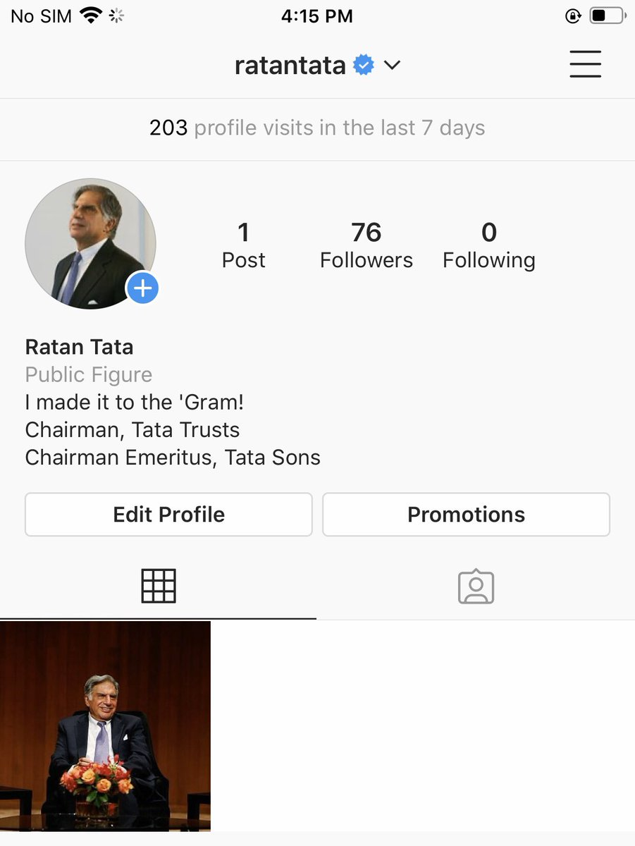 I don't know about breaking the internet, but I am so excited to join all of you on Instagram (ratantata)! After a long absence from public life, I look forward to exchanging stories and creating something special with such a diverse community! https://t.co/Cq8TFXnFmN