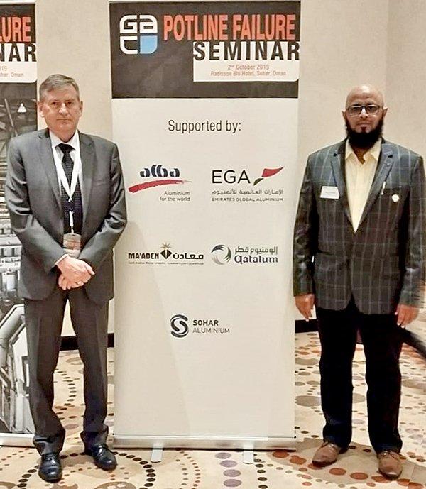 شاركت ألومنيوم قطر في الفعاليات الهامة للمجلس الخليجي للألمنيوم الذي انعقد في مدينة صحار في سلطنة عمان، في الثاني من أكتوبر، حيث جرى فيه التطرق إلى مواضيع أساسية منها تعطيل الأعمال الذي تواجهه المصاهر. #GAC #Qatalum #Qatar
