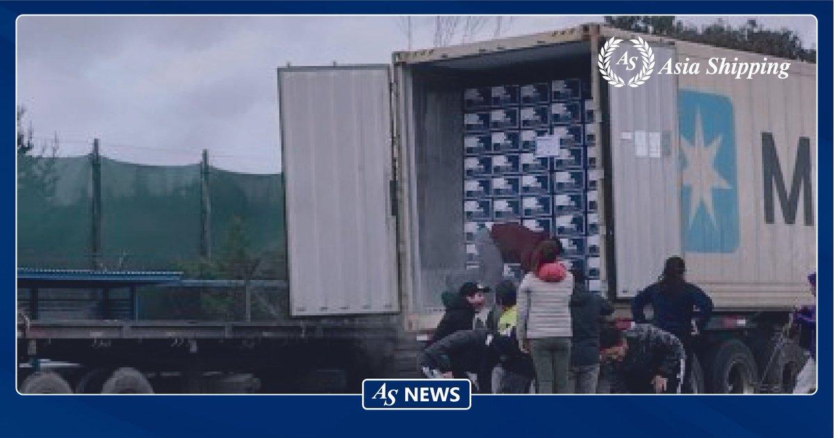 Lamentan saqueo a camión cerca del Puerto de San Vicente y exigen mayor control policial https://buff.ly/2JB7PtB  #AsiaShipping #ComercioExterior #LogisticaInternacional #LatinoAmericaSpecialistpic.twitter.com/o47LzElN3q