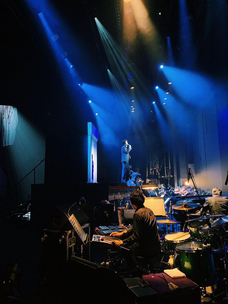 海宝直人コンサート2019 つい先ほど、WOWOW での放送終了しました お楽しみ頂けましたでしょう