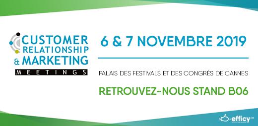 test Twitter Media - La saison des événements continue ! Nous serons aux   @CRMMmeetings, le #RDV annuel pour les professionnels de la Relation Client, à #Cannes le 6 et 7/11. L'occasion rêvée pour nous rencontrer et parler CRM. #RelationClient #ConnaissanceClient #MarketingDigital #CRMMmeetings https://t.co/WQC0vBEyBg
