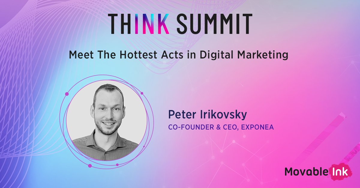 Growth is important, but loyalty is critical. Learn how new technologies are giving companies the ability to grow by fueling customer loyalty with @irikovsky from @exponea #ThinkSummit