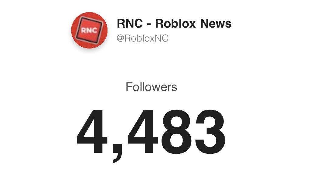 Rnc Roblox News Miles Gaming London31051 Twitter
