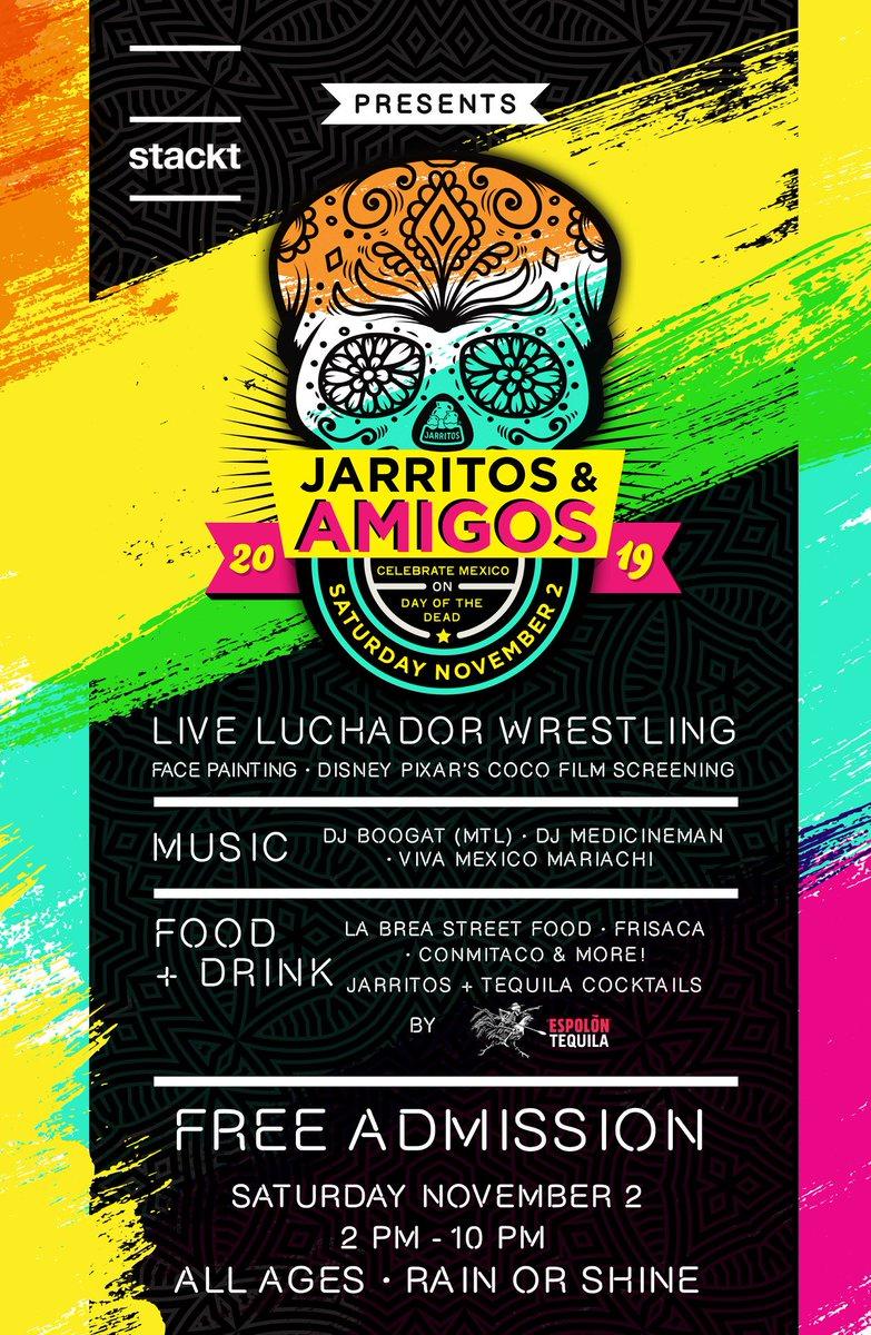 Lucha Libre Jarritos Mexican Soda Pop Design Invitation