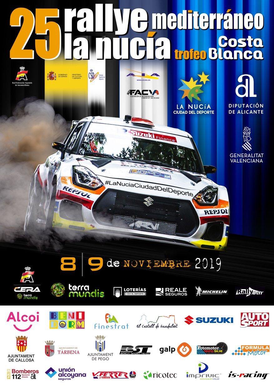 CERA: 25º Rallye La Nucía - Troféo Mediterráneo Costa Blanca [8-9 Noviembre] EIJBk4JWsAY_HPh?format=jpg&name=large