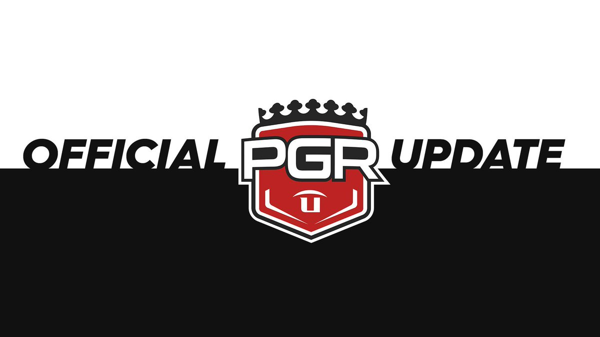 Official Start Of Fall 2020.Pgstats On Twitter Official Pgr Update Season Ending