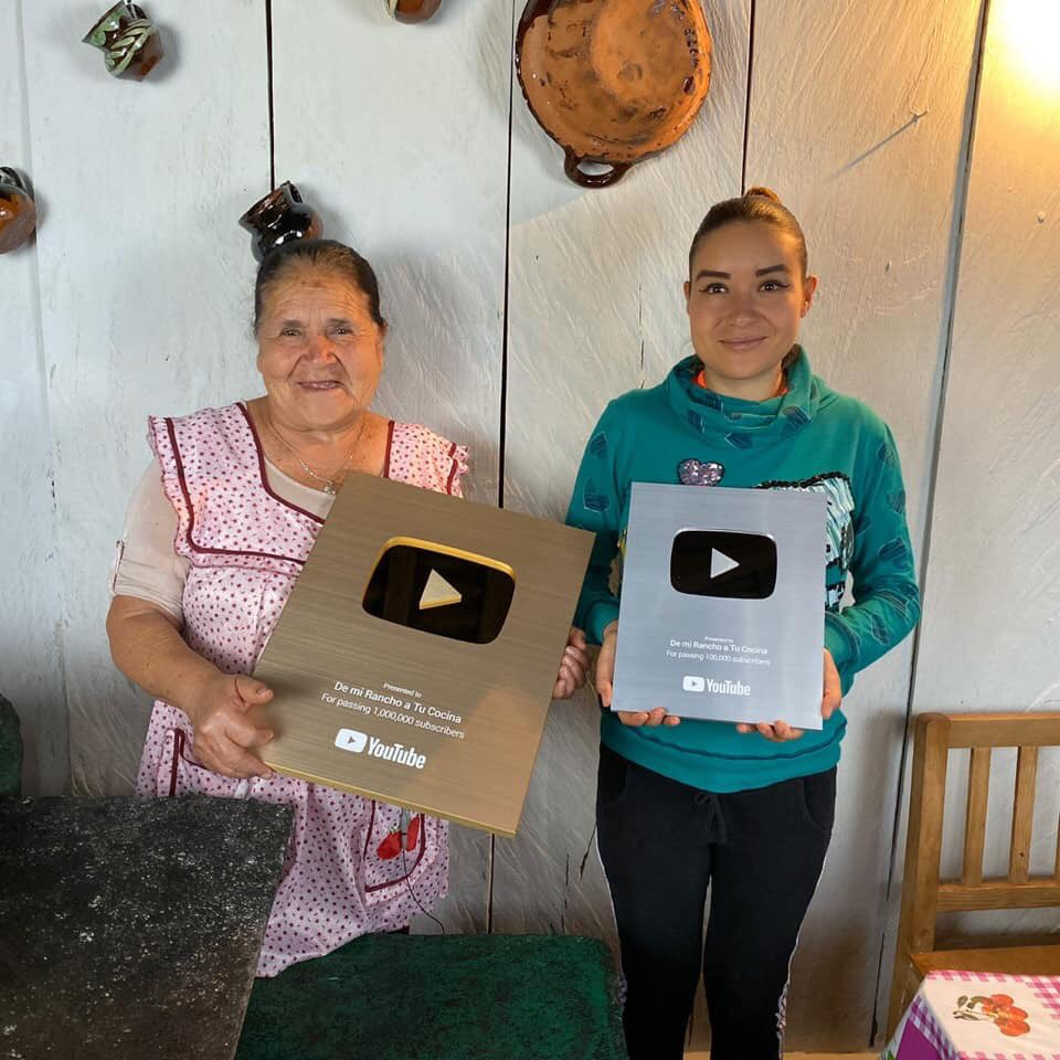Montse On Twitter De Mi Rancho A Tu Cocina Got Her Youtube