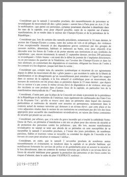 Deux rassemblements déclarés à Paris pour l'acte 51 des Gilets jaunes EIJHlNeWoAAcZq_?format=jpg&name=360x360