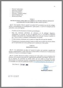 Deux rassemblements déclarés à Paris pour l'acte 51 des Gilets jaunes EIJHlNeX4AMPDCW?format=jpg&name=360x360