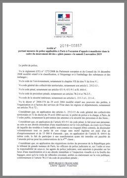Deux rassemblements déclarés à Paris pour l'acte 51 des Gilets jaunes EIJHlNfWsAEuIjf?format=jpg&name=360x360