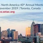 Image for the Tweet beginning: 🧐Who's going to #SETACToronto next
