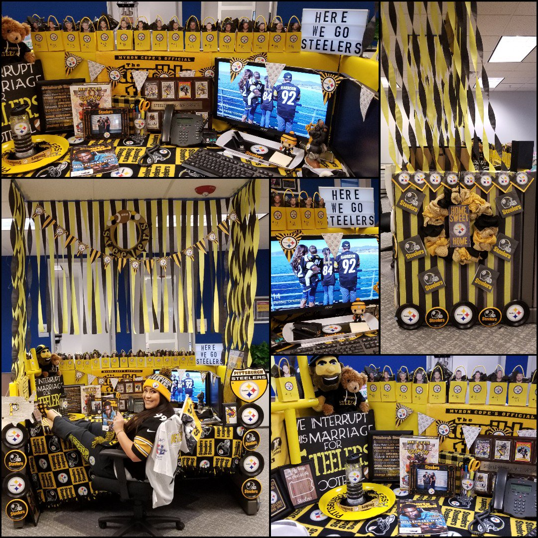 Congratulations to our Super Fan Cubical Contest winner, @tm4xwell84!