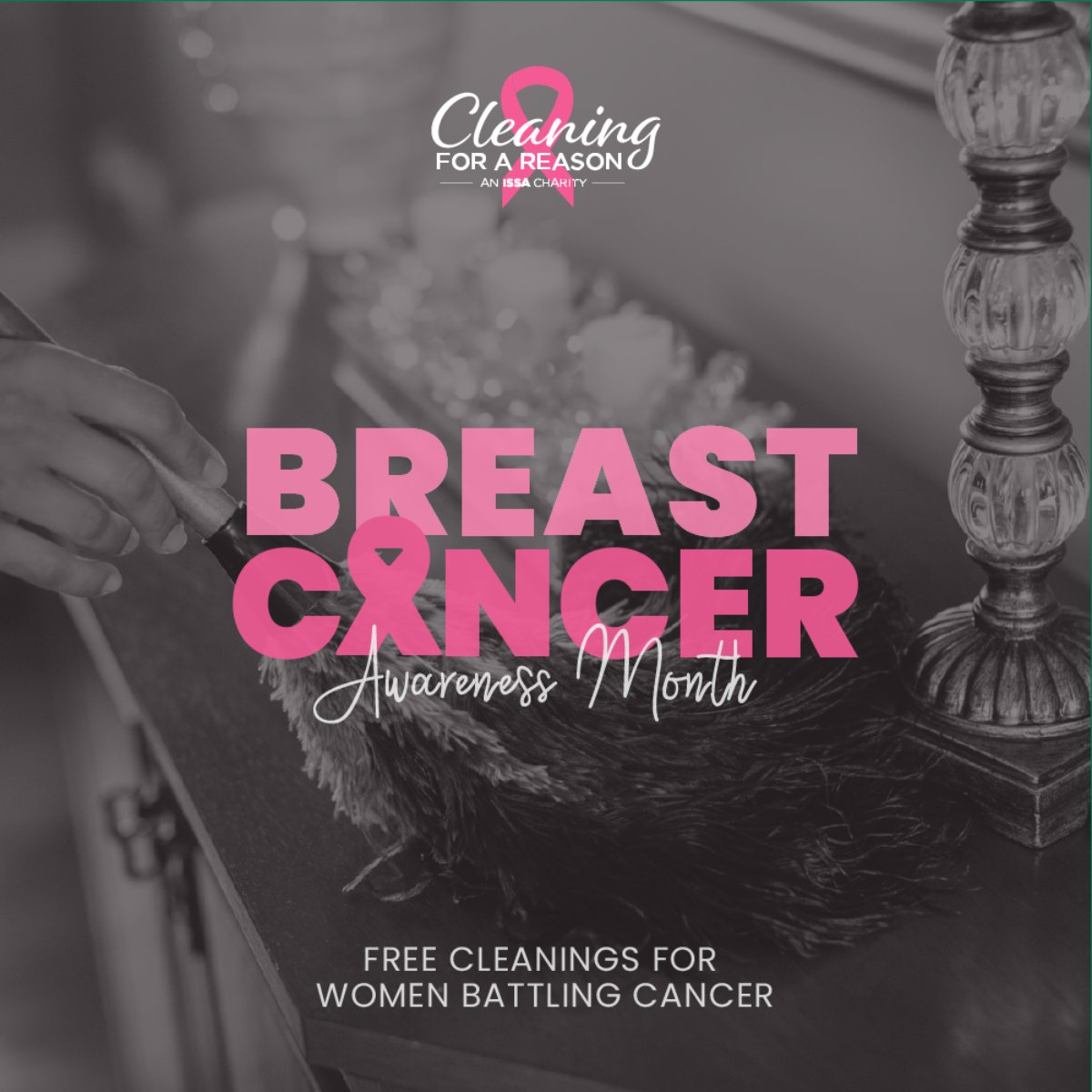 As a partner of Cleaning for A Reason Foundation, we offer free cleanings to women battling cancer. Contact us to find out more.pic.twitter.com/hPwHYx72pa