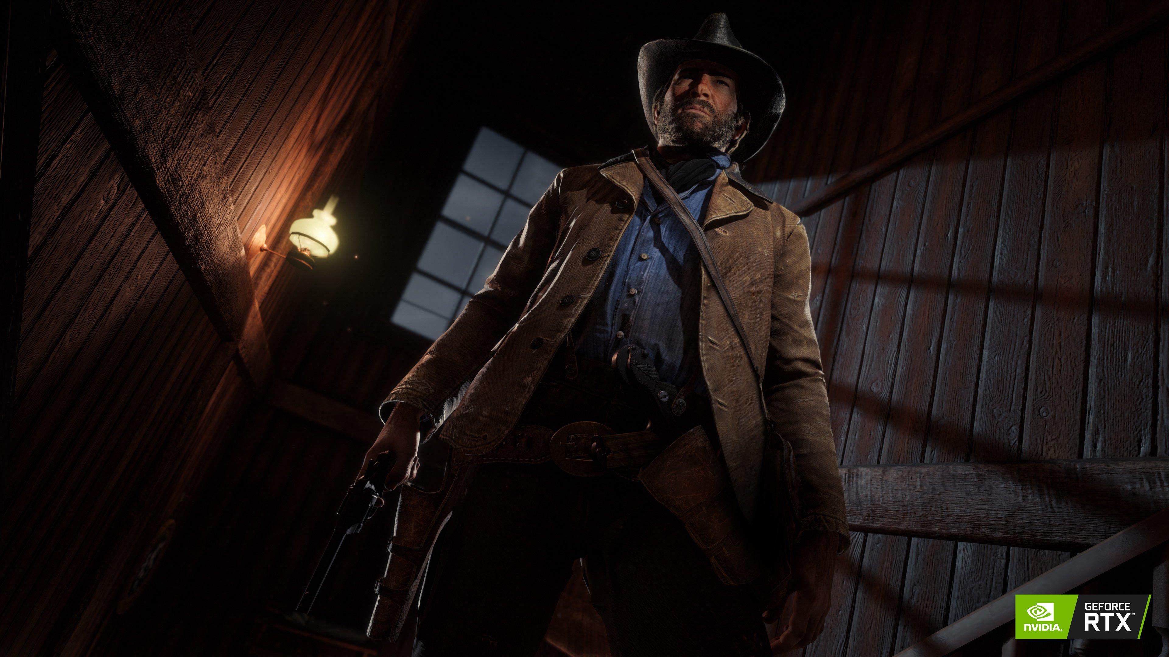 Red Dead Redemption 2 no hará uso de Ray Tracing