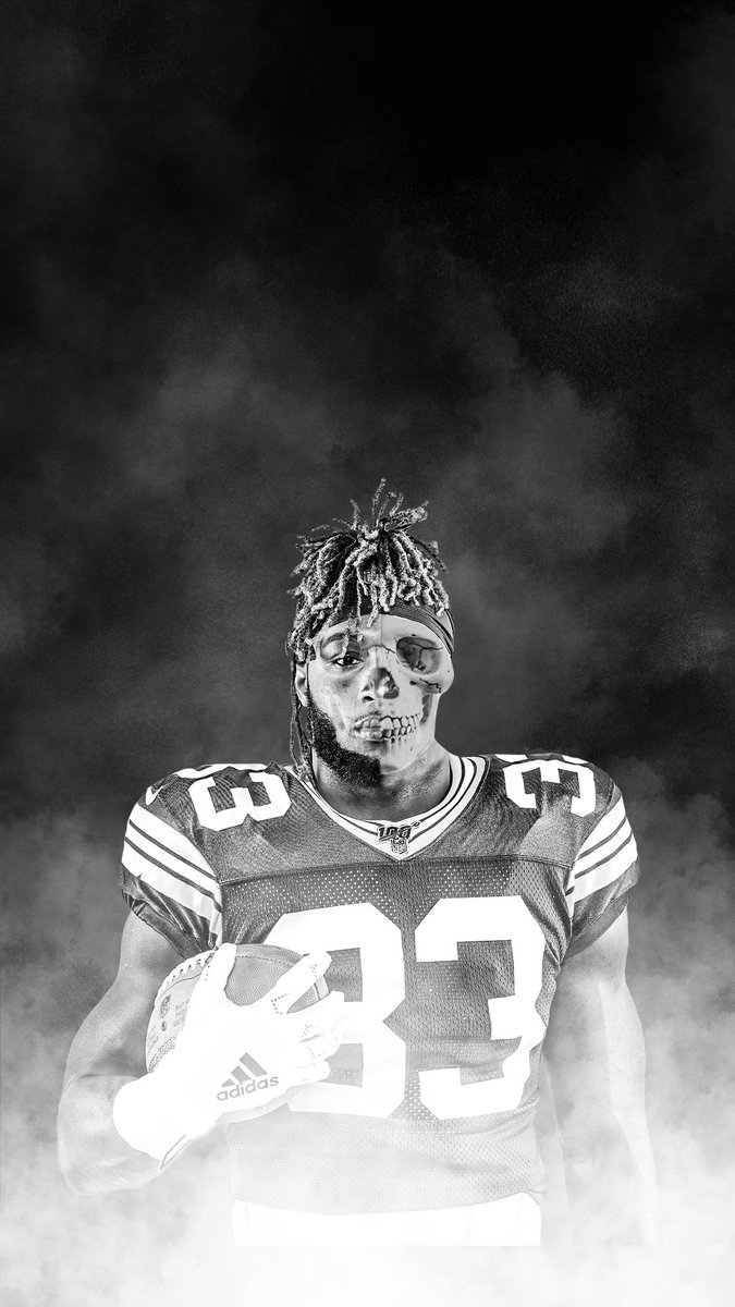 Green Bay Packers On Twitter Wallpapers But Make It 𝓼𝓹𝓸𝓸𝓴𝔂 Wallpaperwednesday Halloween