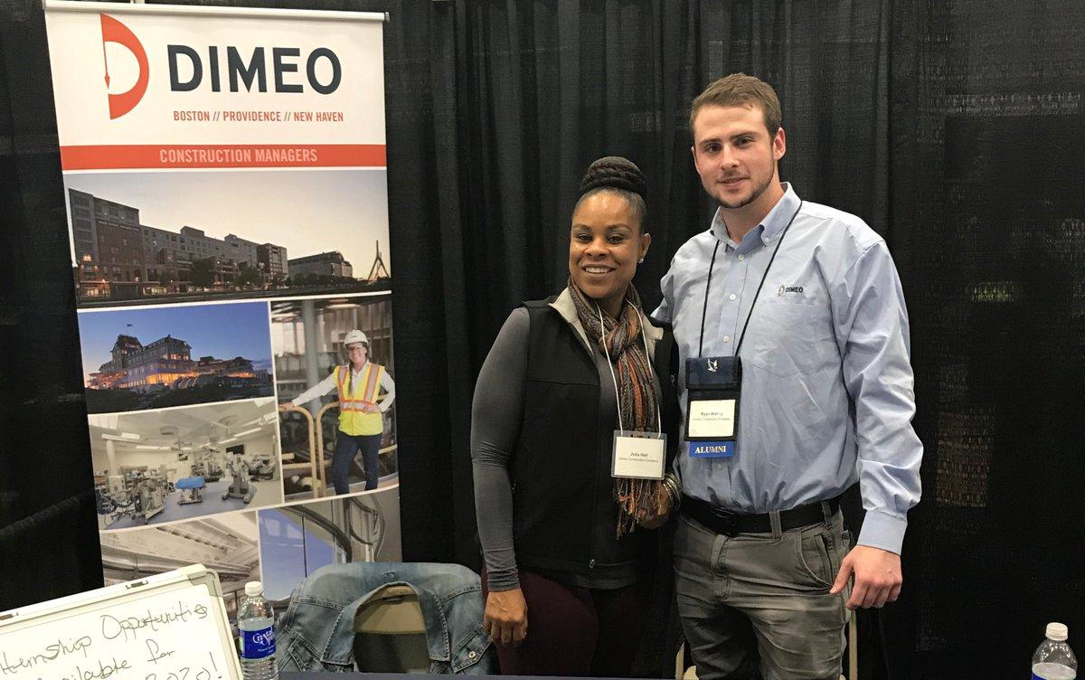 Rwu Career Fair 2020.Dimeo Construction Company Dimeoconstruct Twitter Profile