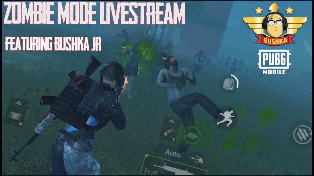 ZOMBIE LIVESTREAM WITH BUSHKA JR PUBG MOBILE  Link: http://tinyurl.com/y6shks7f  #BESTMOBILEGAME2018 #BUSHKA #pubg #pubgmobile #PUBGMOBILEANDROID #PUBGMOBILEFUNNY #PUBGMOBILEGUIDE #PUBGMOBILEGUIDES #PUBGMOBILEIOS #PUBGMOBILELIVESTREAM #PUBGMOBILEREVIEWS #PUBGMOBILEUPDATEpic.twitter.com/EcI3yiOGtm