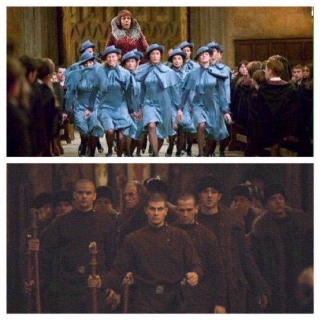 Harry Potter Universe On Twitter October 30 1994 The Delegations From The Beauxbatons Academy Of Magic And The Durmstrang Institute Arrive At Hogwarts Https T Co Axthtseg9j Harry potter and the goblet of fire (first appearance). twitter