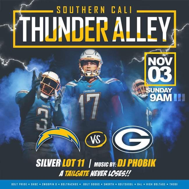 It's on again..... see you at Thunder Alley! #weknowhowtoparty ⚡️⚡️⚡️⚡️👊🏼💥🧀