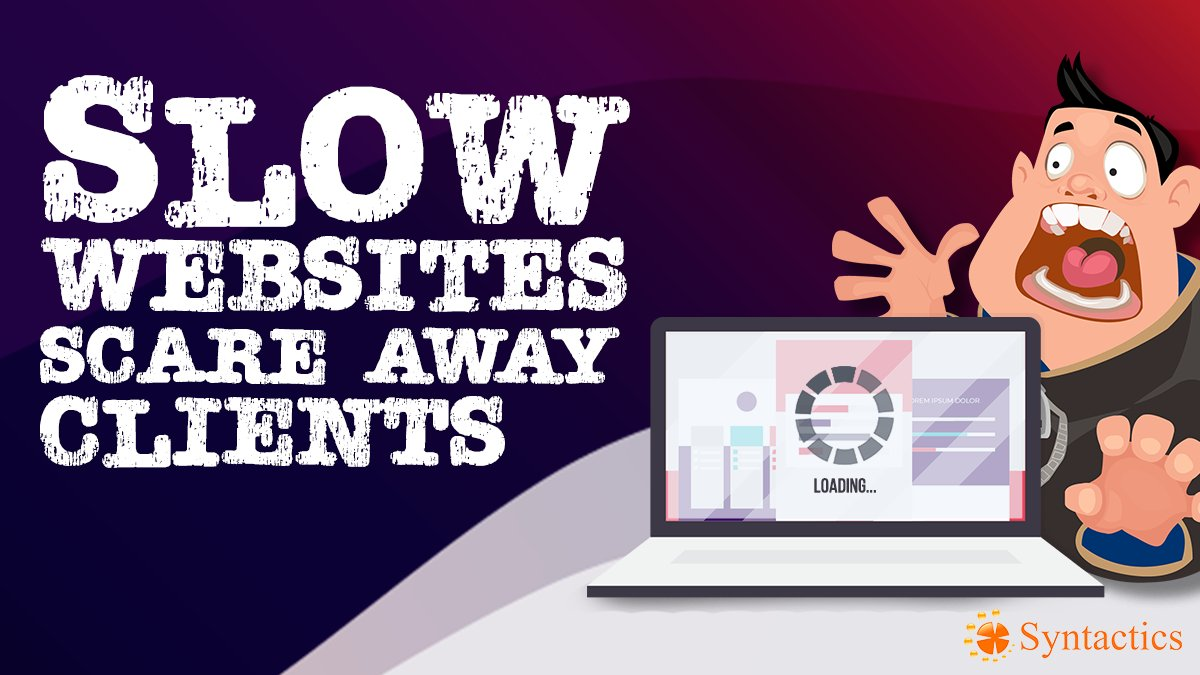 slow websites syntactics web developers in the philippines