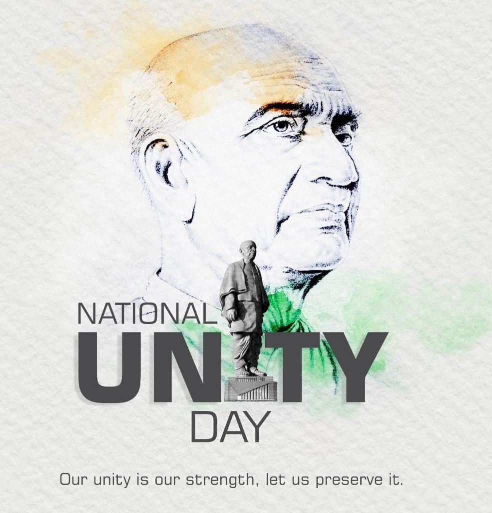 सरदार जी का सपना, #अखंड_भारत देश हो अपना  आधुनिक भारत के शिल्पी एवं राष्ट्रीय एकता के सूत्रधार लौह पुरुष 'भारत रत्न' सरदार वल्लभ भाई पटेल जी की जन्म जयंती पर उन्हें कोटिशः नमन।  #SardarVallabhbhaiPatel #SardarPatelStatue  #StatueofUnity #SardarPatel #Run4Unitypic.twitter.com/WgEwqup3OU