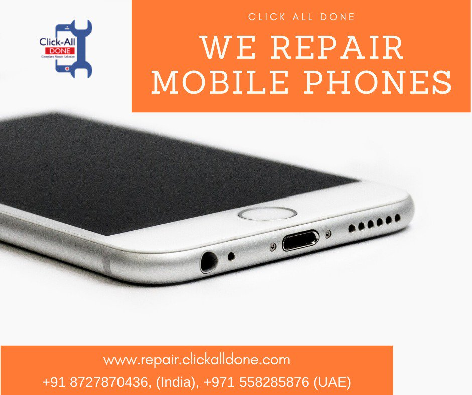 WE REPAIR SMART PHONES GET EASY AND FAST  EASY REPAIR YOUR SMARTPHONES   CONTACT US ON : +918727870436(INDIA) +971558285876(UAE)   #pcrepair #iphonescreenrepair #fixyourphone #applerepair #laptoprepairs #laptoprepairing #phonerepairservice #camerarepairpic.twitter.com/RJxhSm5jS8