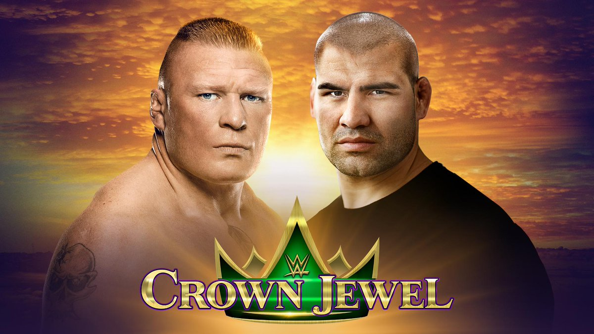 Major Spoilers From 2019 WWE Crown Jewel PPV Event 1