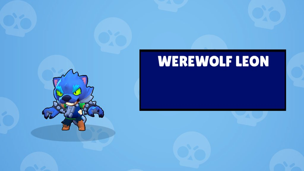 Brawl Stars Coloring Pages Werewolf Leon - Coloring and ...