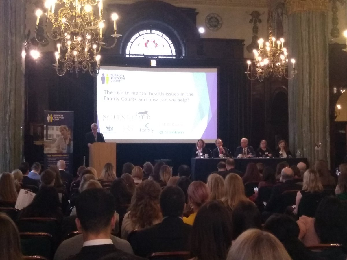 Wonderful to see so many people @TheLawSociety  for our Family Law Breakfast #FLB2019 https://t.co/Vzc3h6a67w