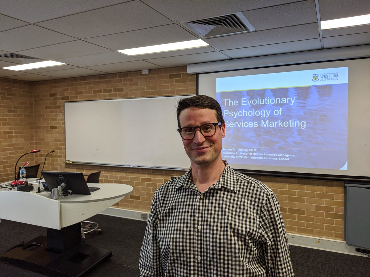 Pleased to have had the opportunity to present to Macquarie University's MBA students. Wonderful group!