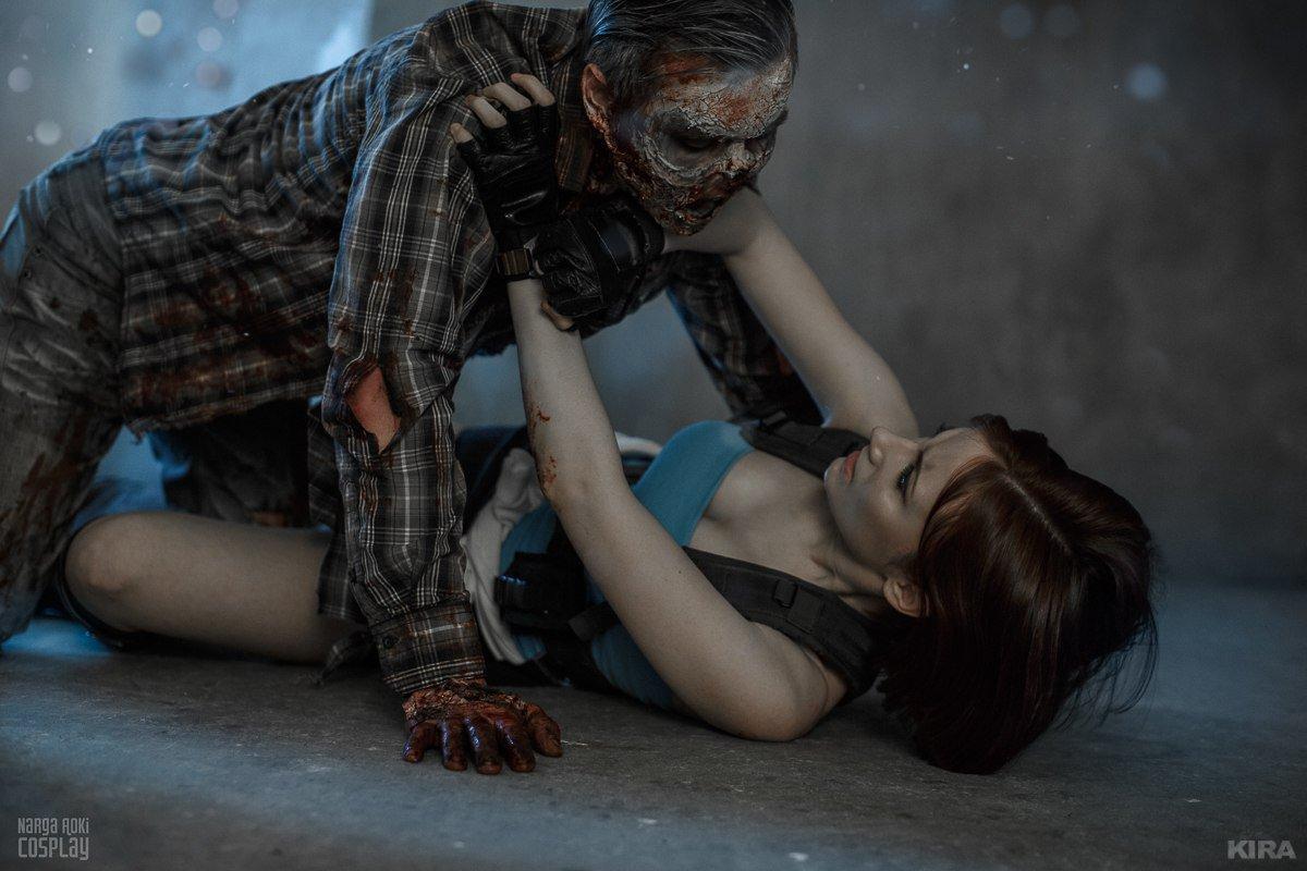 Narga On Twitter Resident Evil 3 Nemesis The Last Escape
