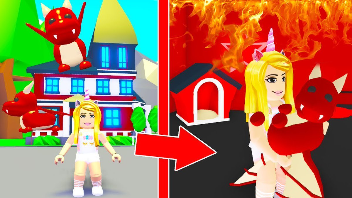 Leah Ashe Roblox Pictures Adopt Me Pcgame On Twitter How To Get A Dragon Castle In Adopt Me For