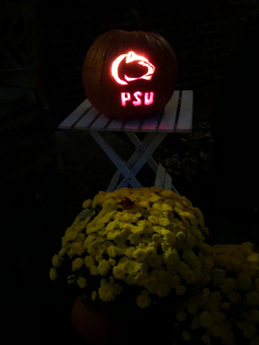 8-0 They're scary! #WeAre #PSUnrivaled