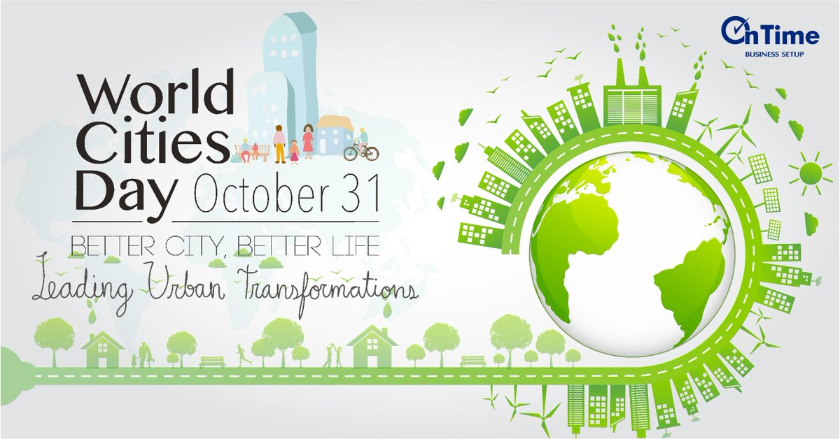 Happy #WorldCitiesDay ! Sustainable cities matter for the peace, equality and the health of our planet. https://t.co/Txq9swJcMr