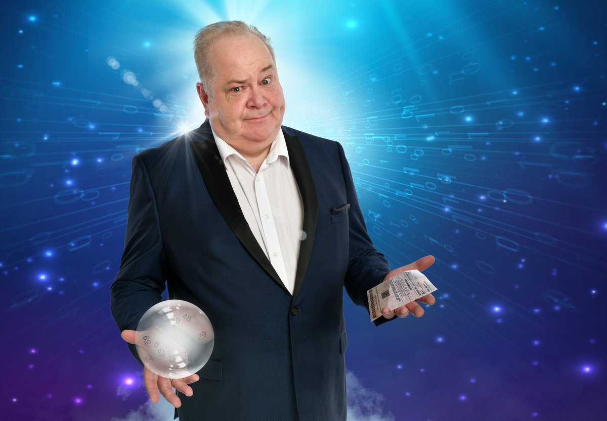 There's comedic magicians and then there's the very best of them - John Archer! Catch the Brilliant BGT Semi-finalist @TheArchini on tour! Magic entry here: 🔮: bit.ly/2KWhVHY